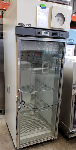 Revco REC2304A18 glass door laboratory refrigerator - LEI Sales