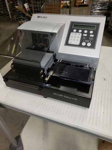 Biotek ELx405 Select CW microplate washer system - LEI Sales