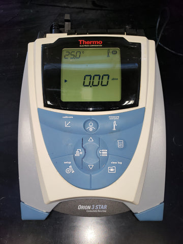 Thermo Scientific Orion 3 Star benchtop conductivity meter (Pre-owned) - LEI Sales