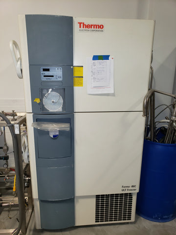 Thermo Electron 8695 ULT -86C Upright Freezer with chart recorder (2007) (Pre-owned)