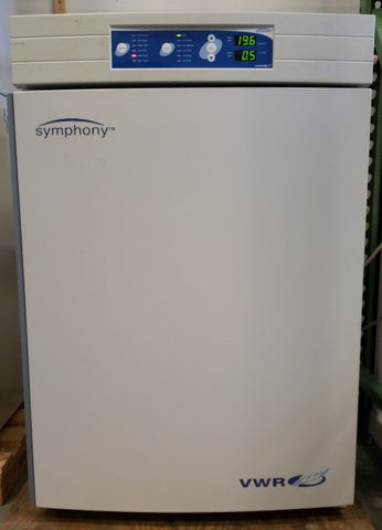 VWR Symphony Model 3074 CO2 incubator (Pre-owned) - LEI Sales