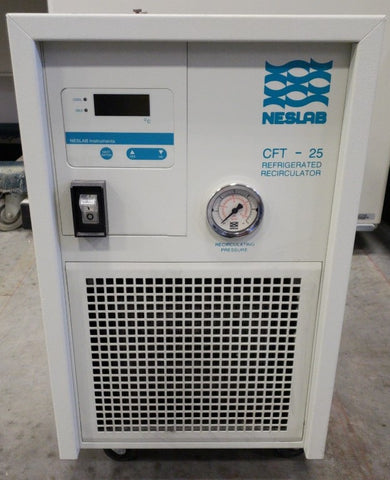 Neslab CFT-25 Refrigerated Recirculator chiller (Pre-owned) - LEI Sales