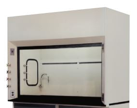 BMC 5 foot chemical fume hood package - LEI Sales
