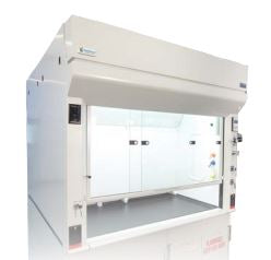 Hamilton Concept 4 foot fume hood package - LEI Sales