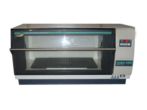 New Brunswick Scientific Innova 4430 double stacked refrigerated incubator shaker - LEI Sales