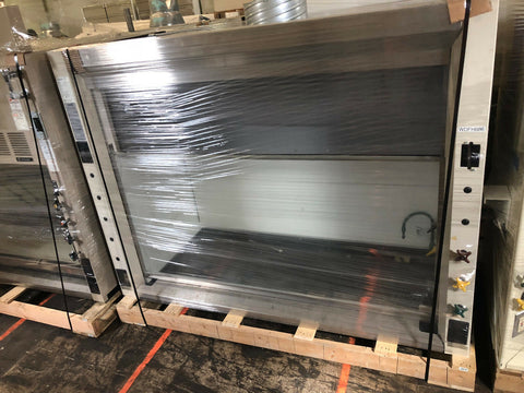 Mott Pro 6 foot chemical fume hood package (Yr 2007) - LEI Sales