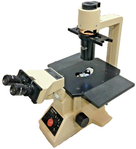 Olympus CK-2 Inverted phase contrast microscope - LEI Sales