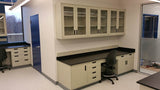 Used laboratory casework (laboratory furniture) - LEI Sales
