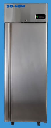 Laboratory freezer (-15 to -30C) | So-Low DHS25-25SD-SS stainless steel