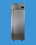 Stainless steel laboratory refrigerator from LEI Sales, LLC
