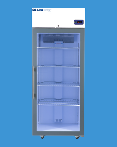 Laboratory freezer -25C glass door from LEI Sales, LLC