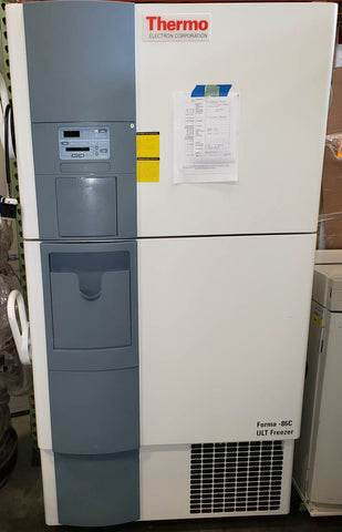 Thermo Electron 8695 ULT -86C Upright Freezer (2006) (Pre-owned)