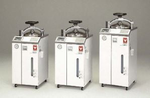 Yamato SM-501 toploading steam sterilizer with dryer (NEW) - LEI Sales