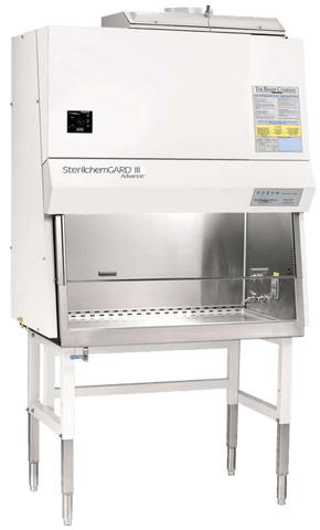 Baker SG403A-ats 4 foot Type A2 biological safety cabinet with stand - LEI Sales
