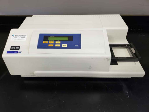 Molecular Devices SpectraMax 190 Microplate Reader (Pre-owned) - LEI Sales