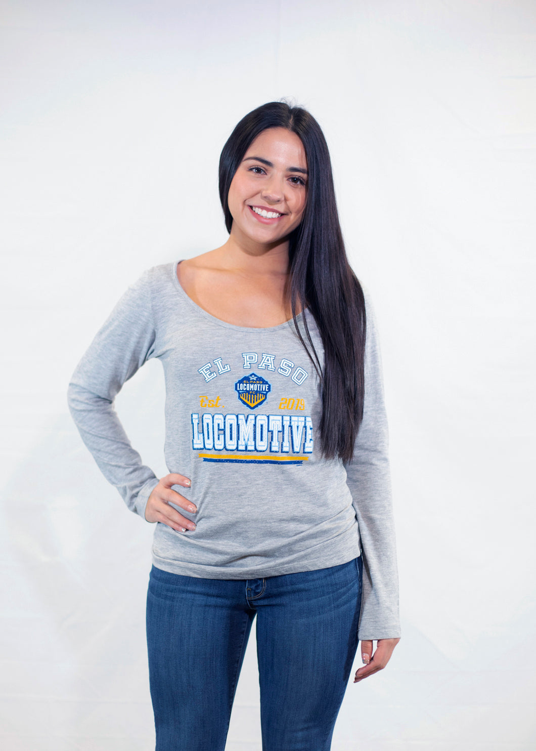Locomotive Ladies L/S Triblend