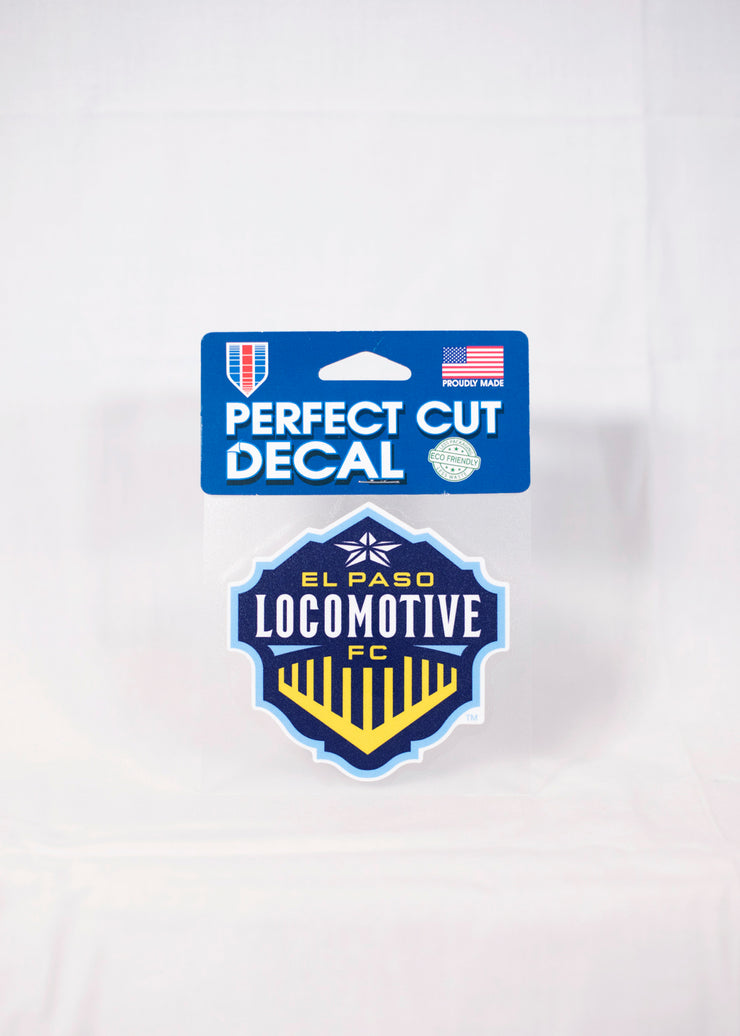 Small Locomotive Decal