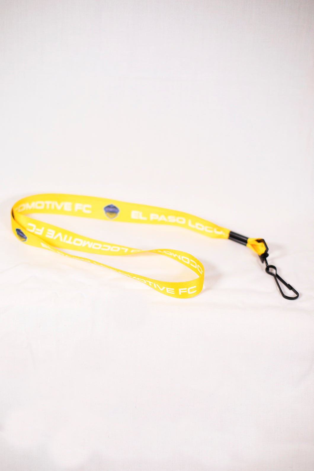 Locomotive Lanyard - Yellow