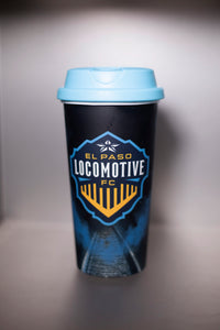 Locomotive Travel Tumbler