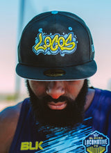 Load image into Gallery viewer, 5950 Locos Hat - Black