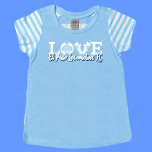 Load image into Gallery viewer, Toddler Jasmine Love Design Tee