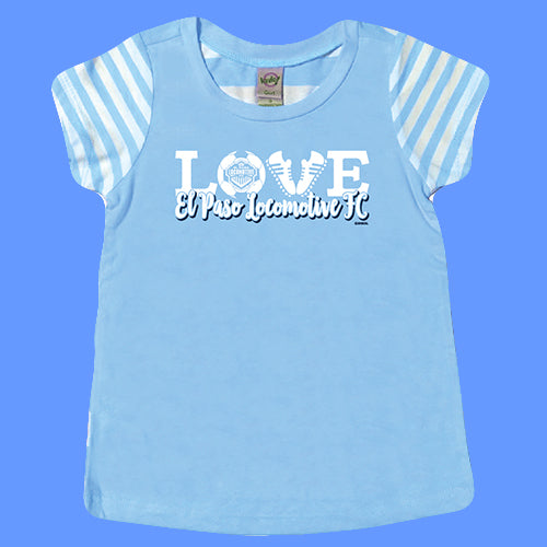 Toddler Jasmine Love Design Tee