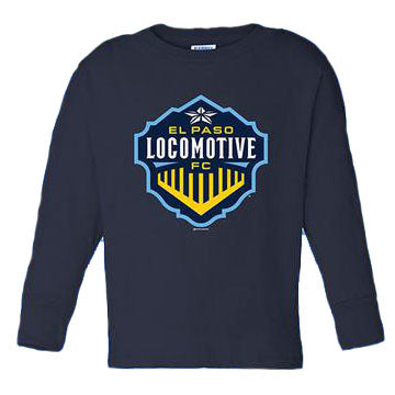 Toddler Long Sleeve Tee - Navy