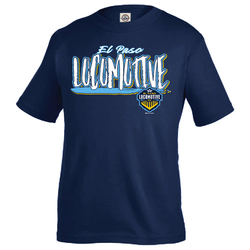 Locomotive Youth Served Tee