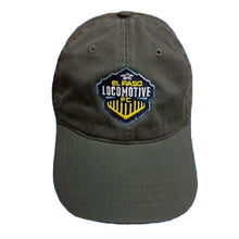 Load image into Gallery viewer, Locomotive Adjustable Hat - Charcoal