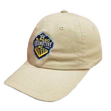 Youth Locomotive Adjustable Hat - Khaki