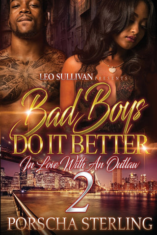 Bad Boys Do It Better 2: In Love with an Outlaw (eBook)