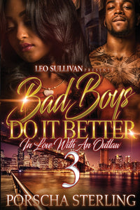 Bad Boys Do It Better 3: In Love with an Outlaw (eBook)