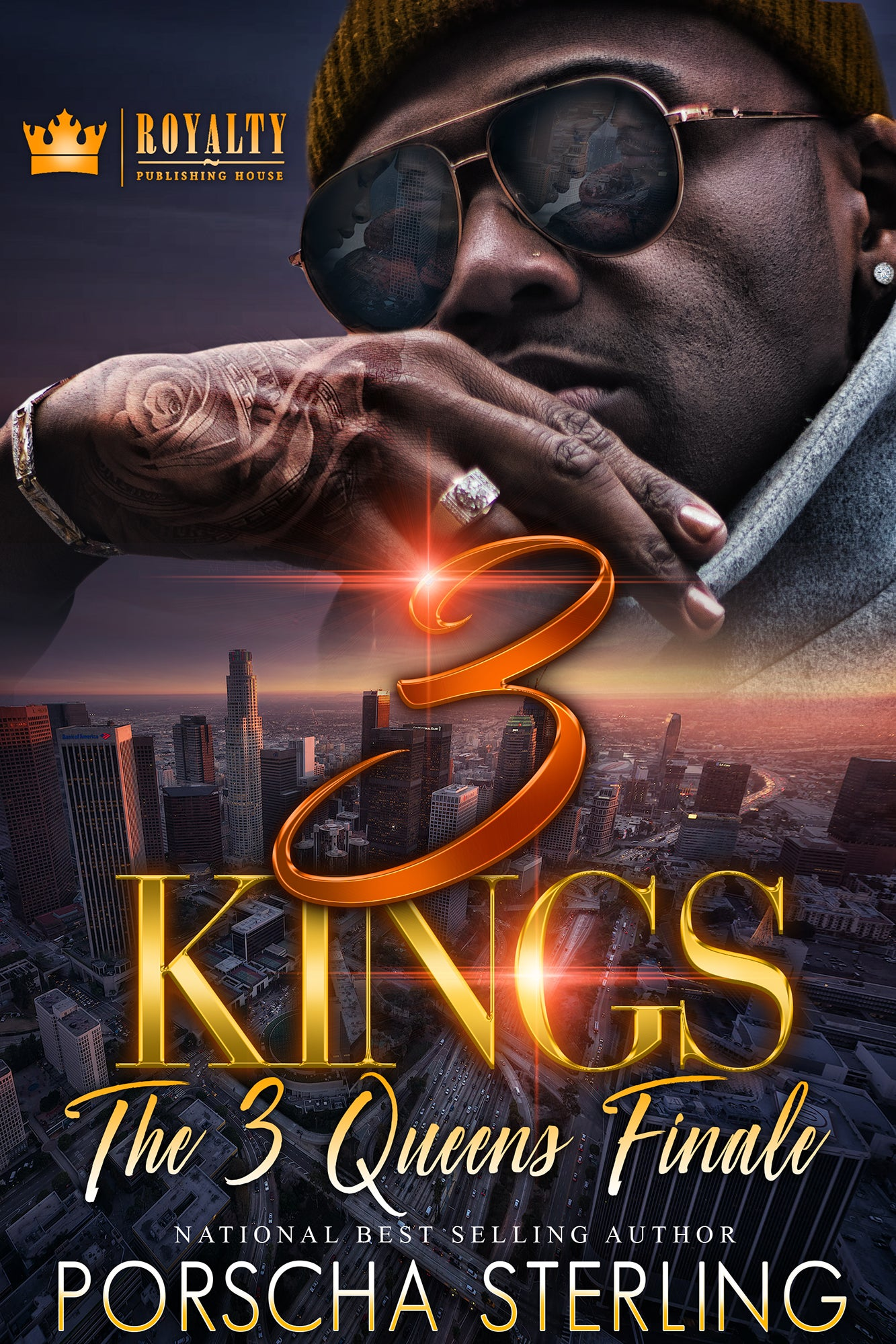3 Kings: An Unforgettable Urban Romance (eBook)