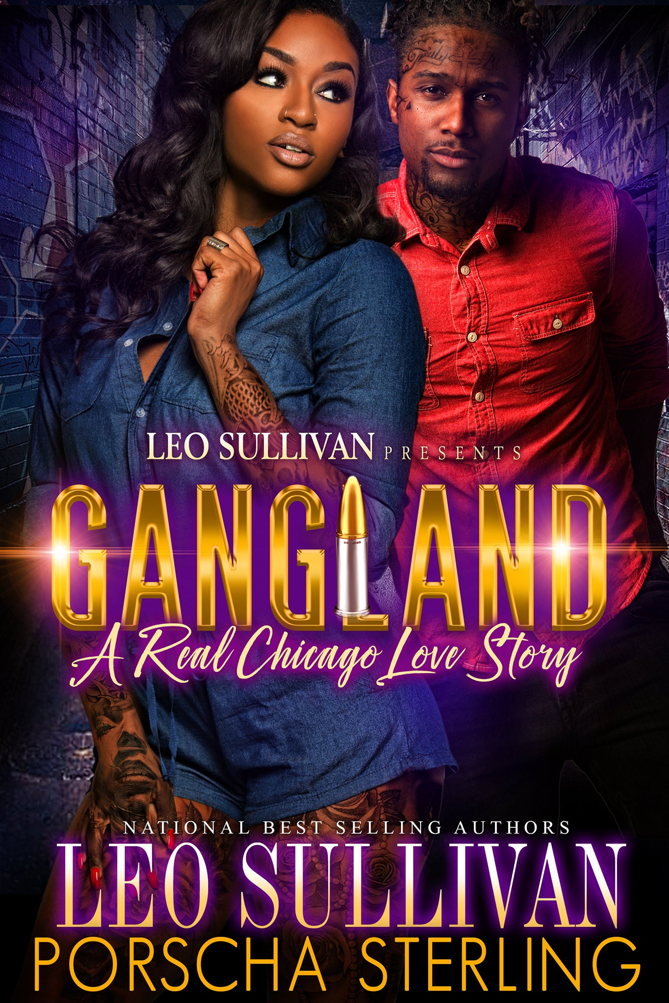 Gangland: A Real Chicago Love Story (eBook)