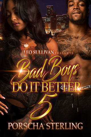 Bad Boys Do It Better 5: In Love With an Outlaw (eBook)