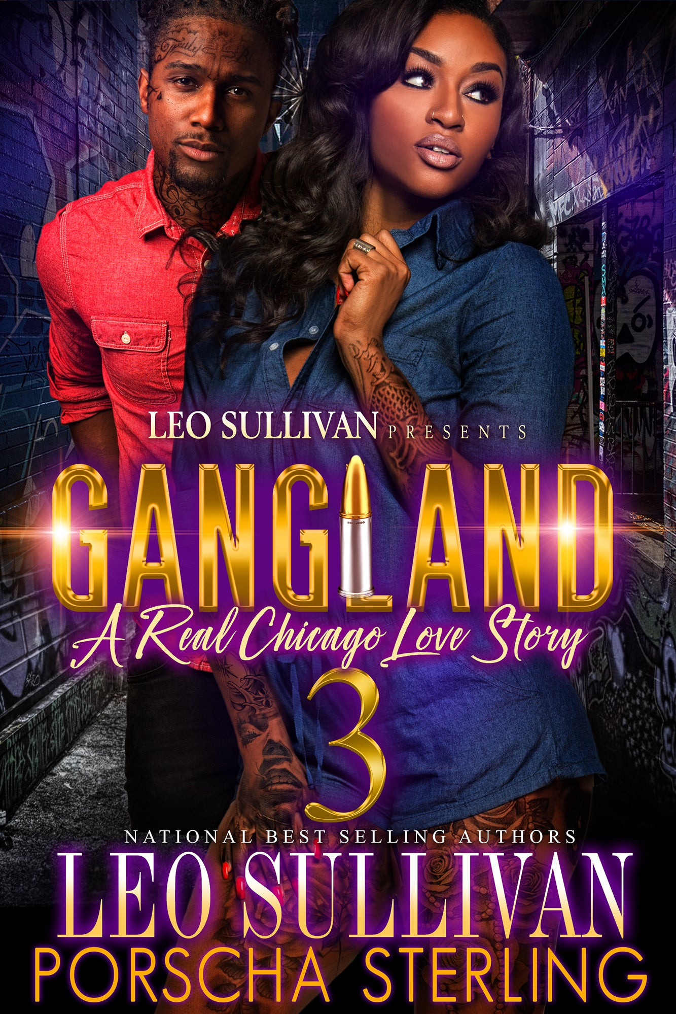 Gangland 3: A Real Chicago Love Story (eBook)