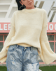 Bella Sleeve Knitted Sweater