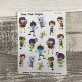 Zombie sticker (DPD1352)