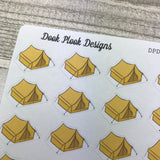 Tent stickers (DPD598)