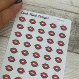 Kissy lips stickers (DPD592)