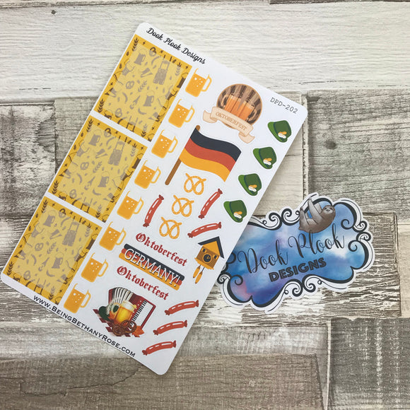 Oktoberfest / Germany stickers (DPD202)