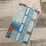 Gonk (can change month) Monthly View Kit for the Erin Condren Planners