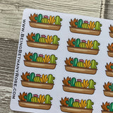 Cacti tray stickers (DPD1778)