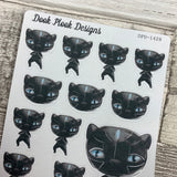 Panther Stickers (DPD1427-28)