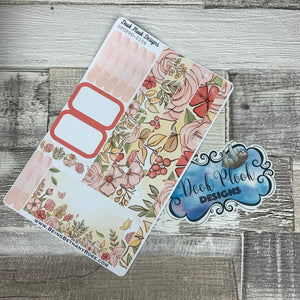 Passion Planner Daily stickers - Pastel flowers (DPDPPD-0106)