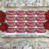 Personalised kids / adults Christmas Present Labels. (40 Elf)