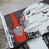 Devil Scary Night Passion Planner Week Kit (DPD1831)