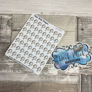 Plug / Charging stickers (Dinkies)(DPD-D027)
