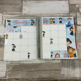 Spoonful of sugar Month Monthly View Kit for the Erin Condren Planners