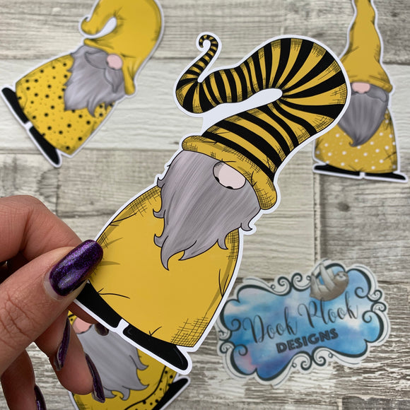 Bee Gonk Die cut (Stripe)